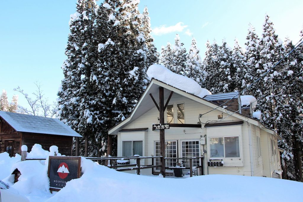 Gather the lads for a doozy at the ultimate party time but in myoko japan